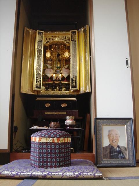仏壇(西区南観音)201411